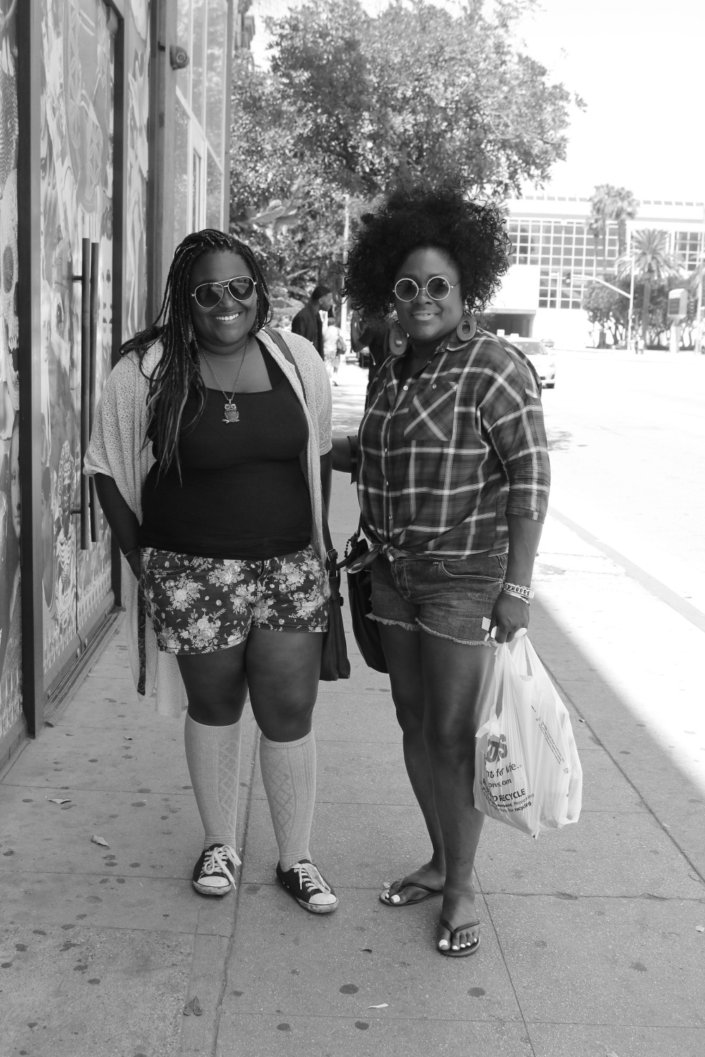 Danielle and Morgan were on their way to audition for NBC's 'The Voice' . Next time you see us